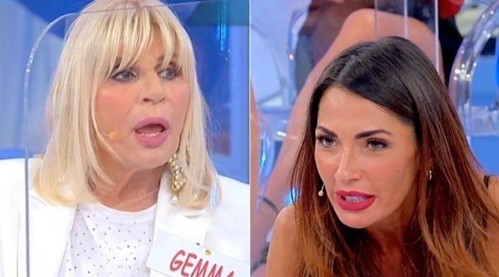 Gemma Galgani e Ida Platano smascherate a Uomini e Donne. Un video prova le bugie raccontate in studio