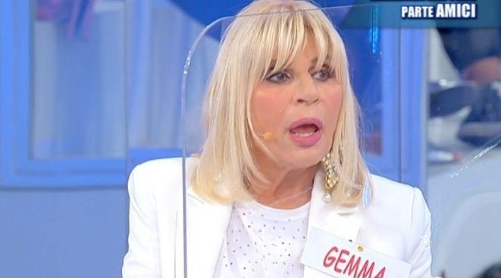 """Gemma Galgani, il nuovo corteggiatore è carico di buone intenzioni: """"Spero di saziarti"""". Commento puntata 14 ottobre"""