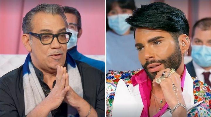 Federico Fashion Style vittima di pregiudizio a Ballando: duro scontro con Guillermo Mariotto a Domenica In