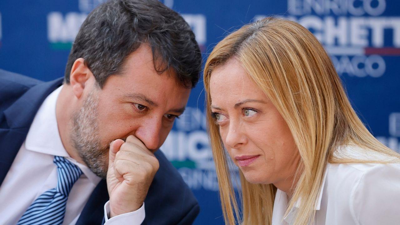 """Inchiesta Fratelli d'Italia, il 'Barone Nero' inguaia Salvini e la Meloni: """"Non fate finta di non conoscermi"""""""
