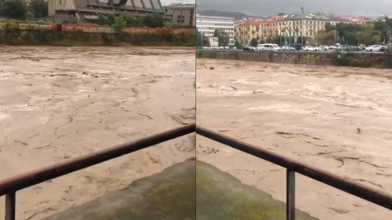 Maltempo: rischio esondazione Seveso e Lambro. Crolla un ponte e allerta rossa in diverse regioni