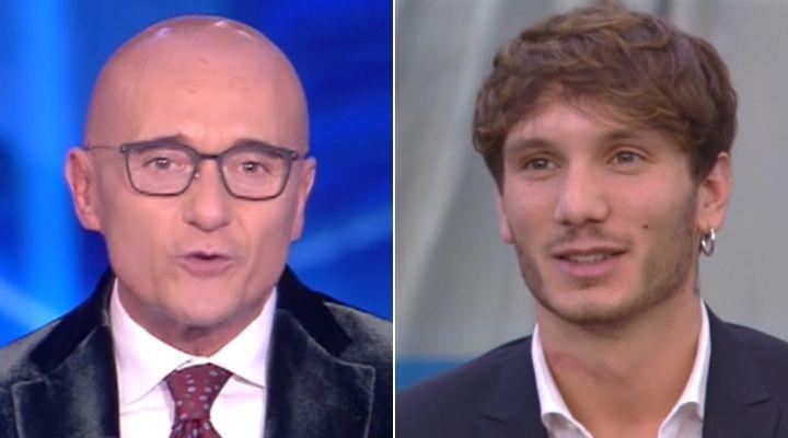 """Alfonso Signorini emozionato per il gesto di Manuel Bortuzzo: """"La pagina più bella"""". Commozione al GF Vip"""