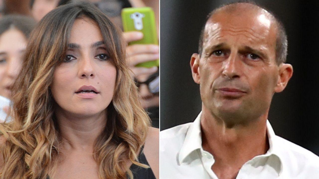Massimiliano Allegri e Ambra Angiolini, l'allenatore della Juventus rompe il silenzio sulla fine della storia
