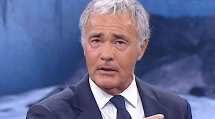 Massimo Giletti si è fratturato il naso: il conduttore racconta la dinamica dell'incidente in un video