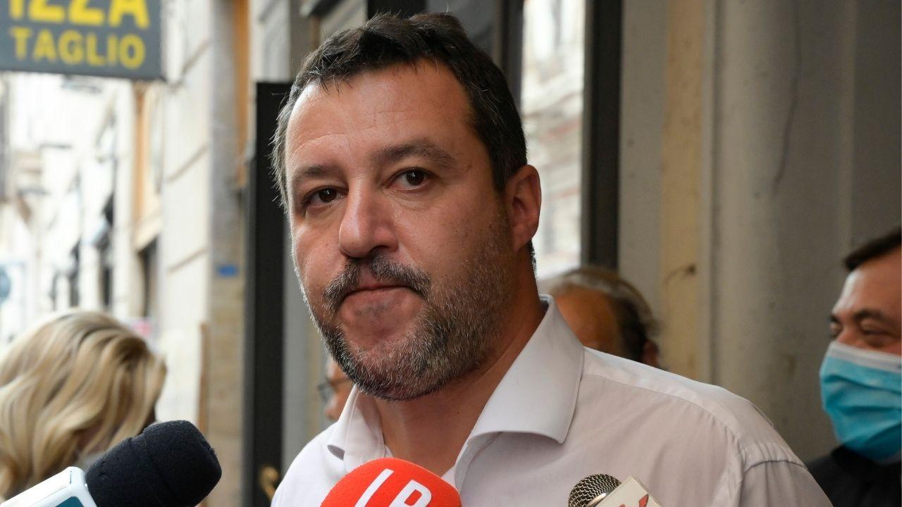 """Open Arms, Matteo Salvini su Richard Gere e Giuseppe Conte testimoni: """"Non è un processo serio"""""""