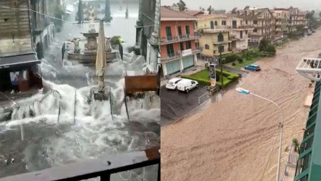 Uragano Medicane a Catania, la Sicilia si prepara al ciclone: le previsioni meteo sul maltempo