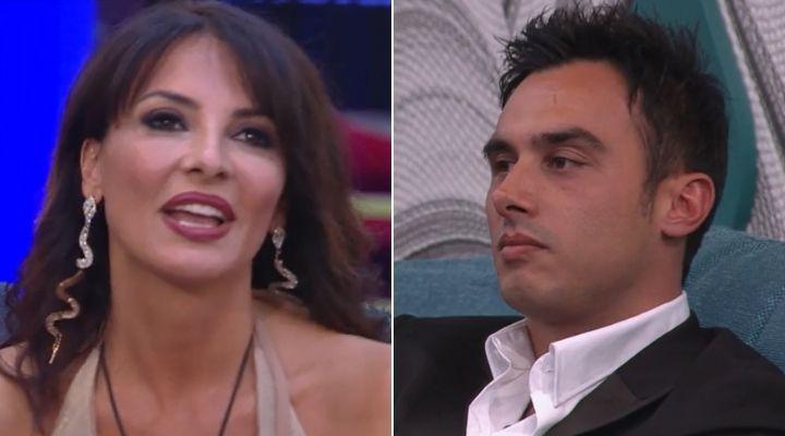 Nicola Pisu e Miriana Trevisan, scatta il bacio al Grande Fratello Vip: colpo di scena nel cuore della notte