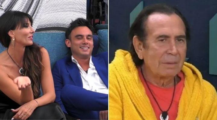 Miriana Trevisan e Nicola Pisu intimi a letto al GF Vip, Giucas Casella disturbato da loro: il web insorge