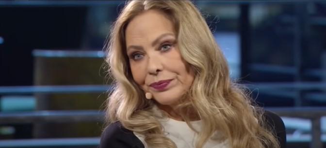 Ornella Muti si racconta sulla figlia e Celentano nella trasmissione di Pierluigi Diaco su Rai 2