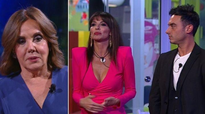 Nicola Pisu e Miriana Trevisan a confronto con Patrizia Mirigliani: al GF Vip il parere della donna sulla coppia