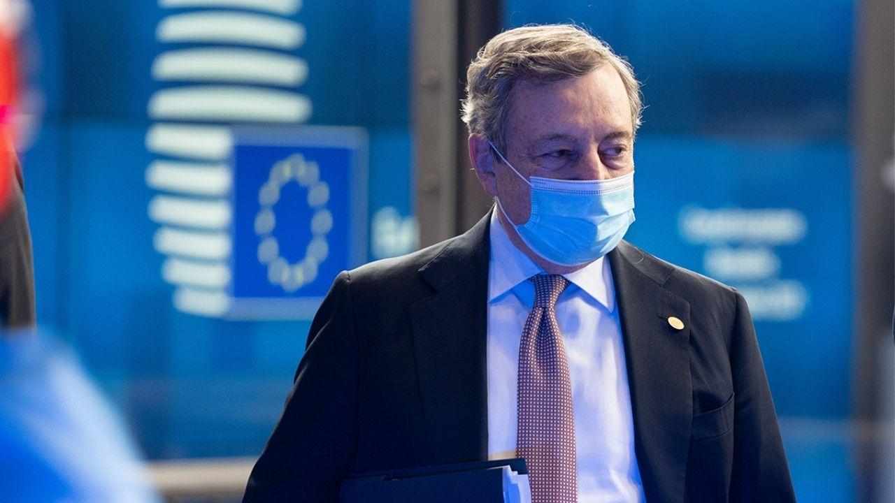 """Pensioni, Quota 100 non verrà rinnovata: l'annuncio di Mario Draghi. Salvini chiede """"mediazione ragionevole"""""""