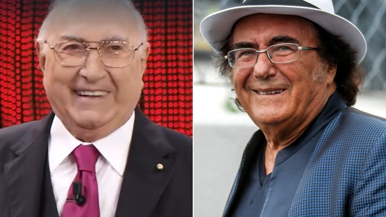 Pippo Baudo e Al Bano, il conduttore svela come ha scoperto il cantante pugliese a Ballando con le Stelle 2021