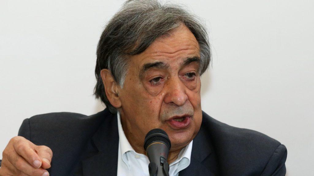 Leoluca Orlando indagato per bilanci comunali falsi insieme ad altri 23 dirigenti ed ex assessori