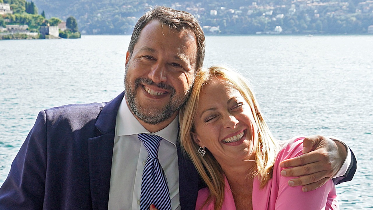 Matteo Salvini e l'audio contro Fratelli d'Italia di Giorgia Meloni: il leader della Lega spiega tutto