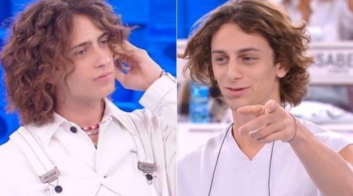 """Sangiovanni chiama Albe di Amici 2021 e mette le cose in chiaro: """"La tua musica non è la musica di un altro"""""""