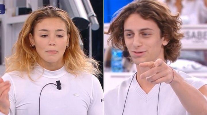 Serena e Albe di Amici2021, scatta il bacio: nuova coppia nel talent show? L'indiscrezione sui fidanzati fuori