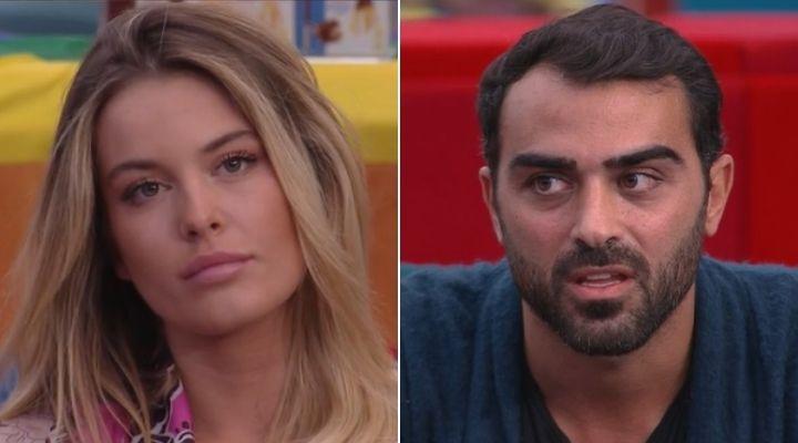 """Sophie Codegoni e l'ex fidanzata di Gianmaria Antinolfi: scoppia il """"pigiama-gate"""", i sospetti del web"""
