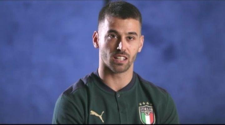 """Leonardo Spinazzola si racconta a Verissimo: """"Avevano il viso pieno di lacrime"""". Le emozioni del campione"""