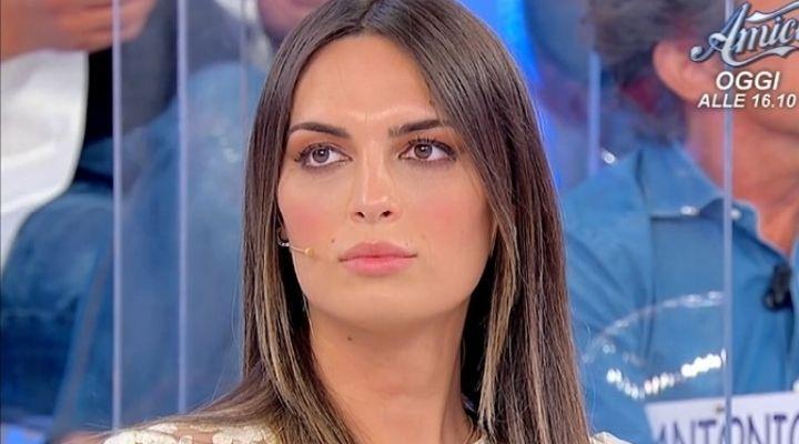 Uomini e Donne anticipazioni 12 ottobre: la tronista Andrea Nicole Conte torna da Ciprian Aftim